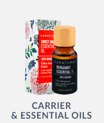 Carrier & Essential Oils