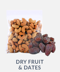 Dry Fruit & Dates