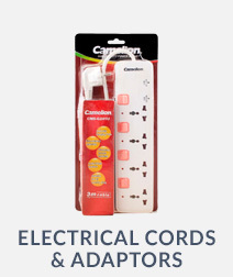 Electrical Cords & Adaptors