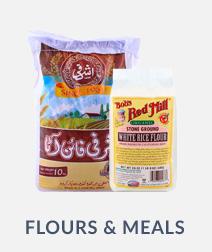 Flours & Meals