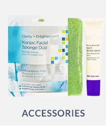 Bath and Body Accessories