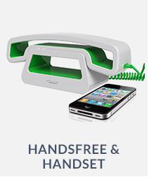 Handsfree & Handset