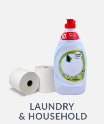 Laundry & Household