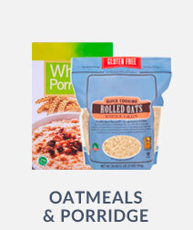 Oatmeals & Porridge