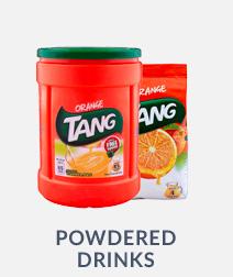 Powdered Drinks