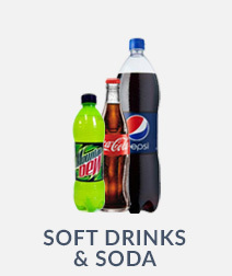 Soft Drinks & Soda