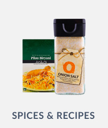 Spices & Recipes