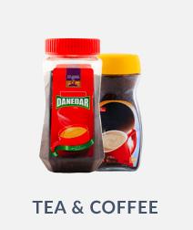 Tea & Coffee