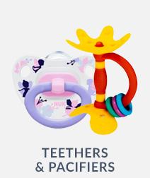 Teethers & Pacifiers