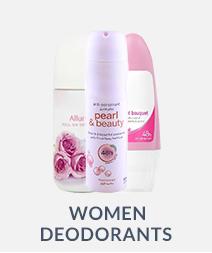 Women Deodorants