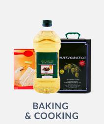 Baking & Cooking