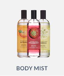 Body & Face Mists