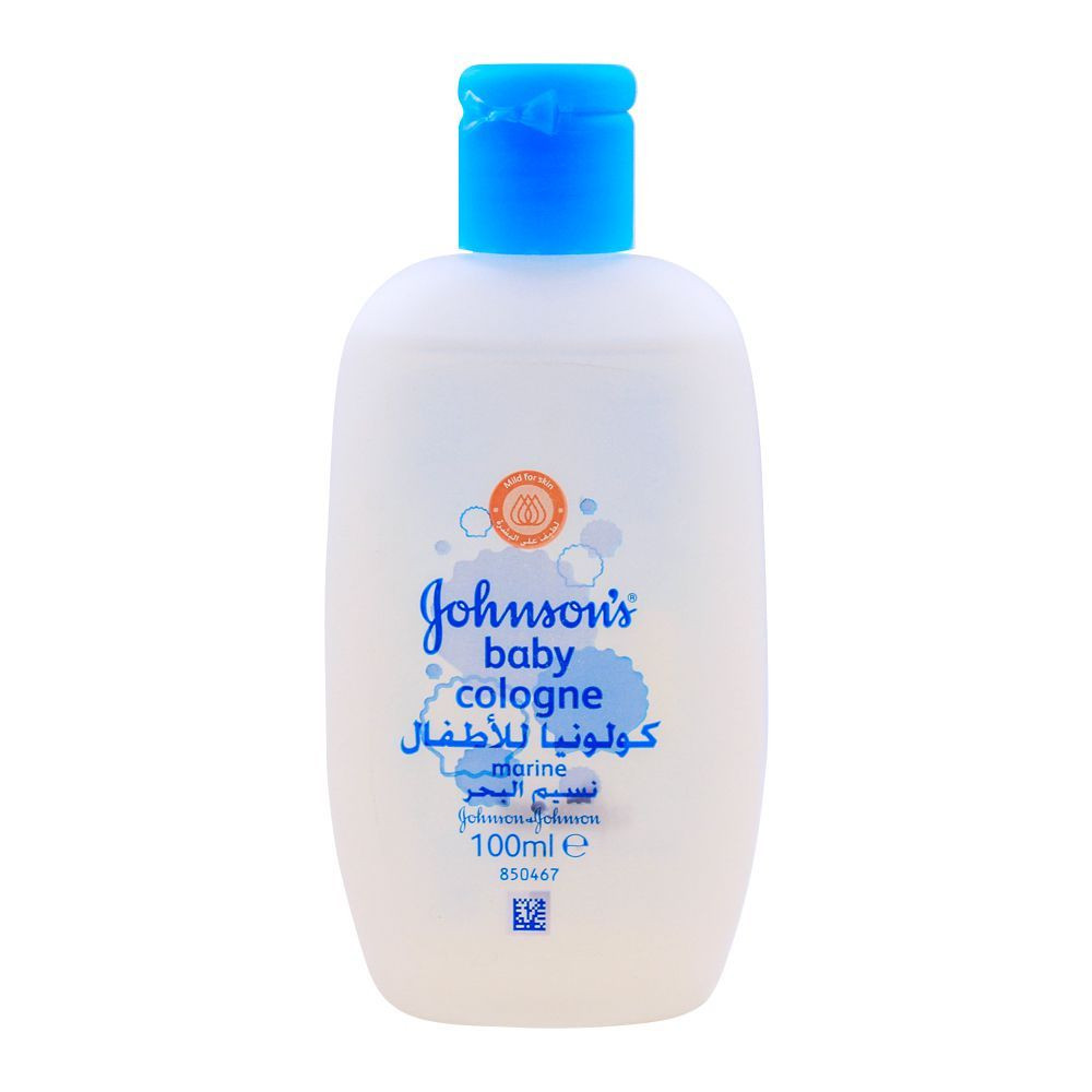 Buy Johnson's Baby Cologne Marine, 100ml Online at Special ...