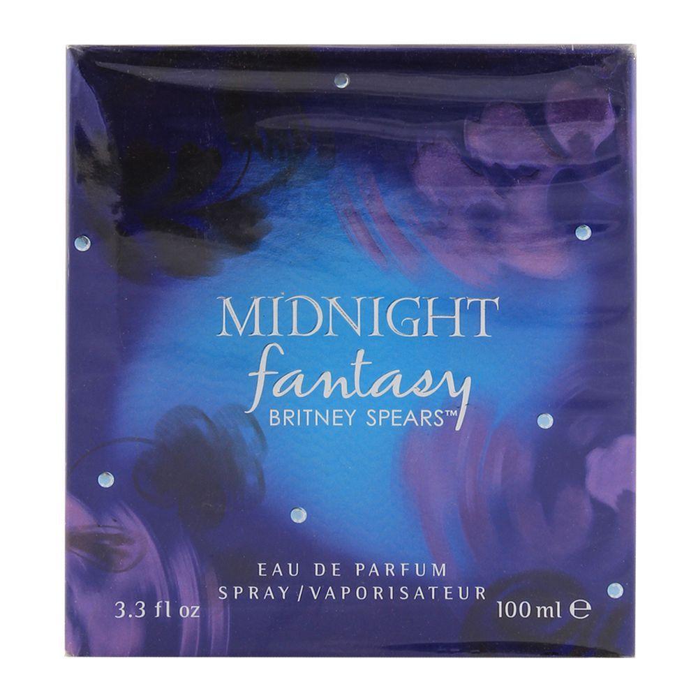 fc46967c2 Buy Britney Spears Midnight Fantasy Eau de Parfum 100ml Online at ...