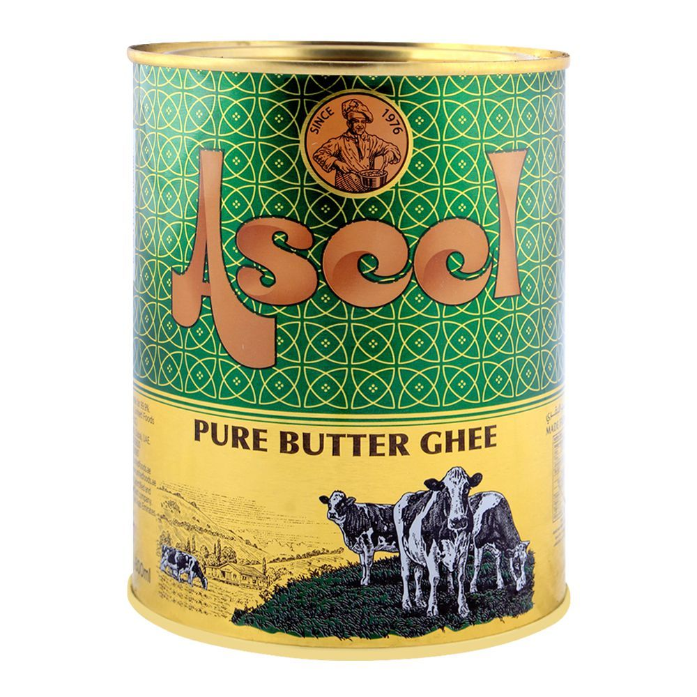 Aseel Pure Butter Ghee 800gm