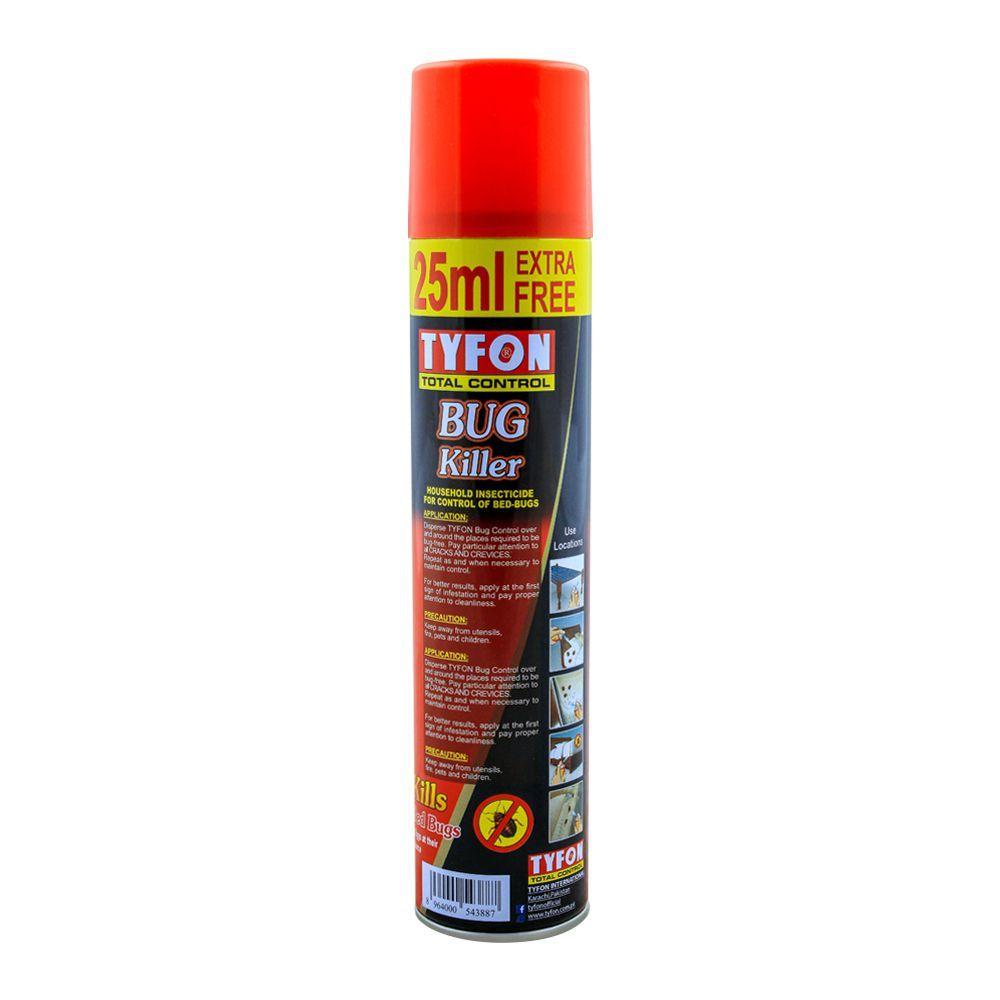 Buy Tyfon Total Control Bug Killer Spray 325ml Online At Special Price In Pakistan Naheed Pk