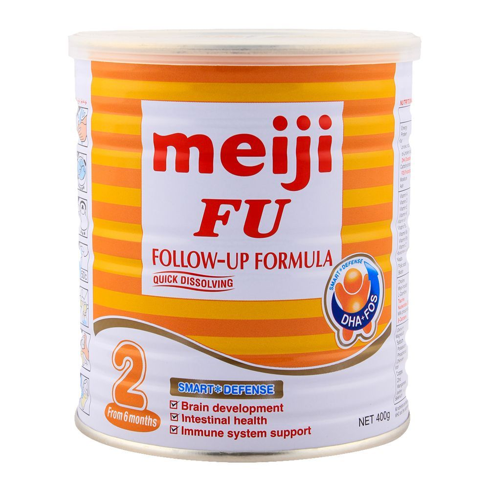 Buy Meiji Follow Up Formula Stage 2 400gm Online At Special Price In Pakistan Naheed Pk