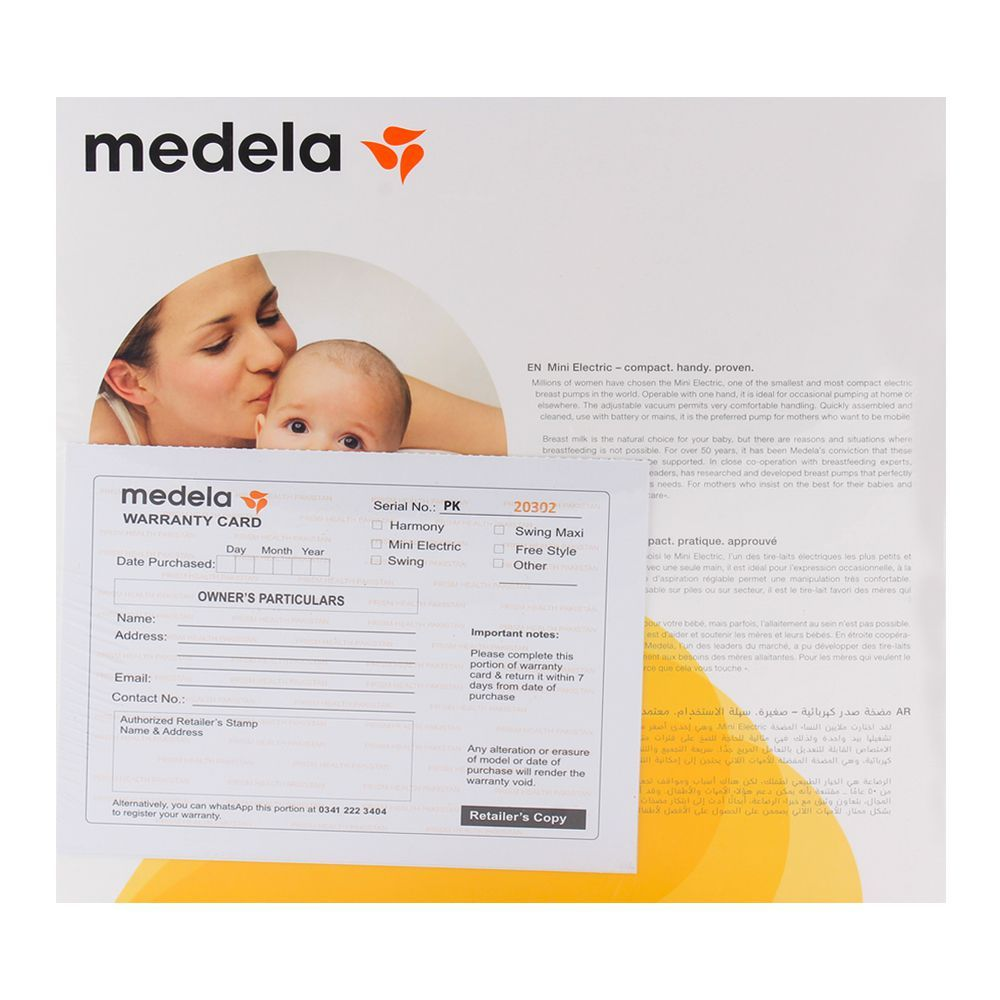 Purchase Medela Mini Electric Breast Pump Online At Best Price In