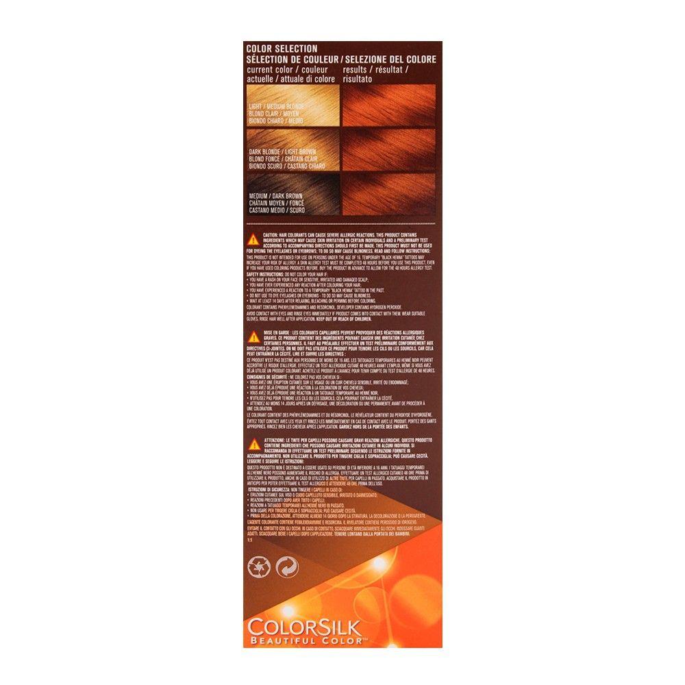 33d3e351fda Purchase Revlon Colorsilk Bright Auburn Hair Color 45 Online at ...