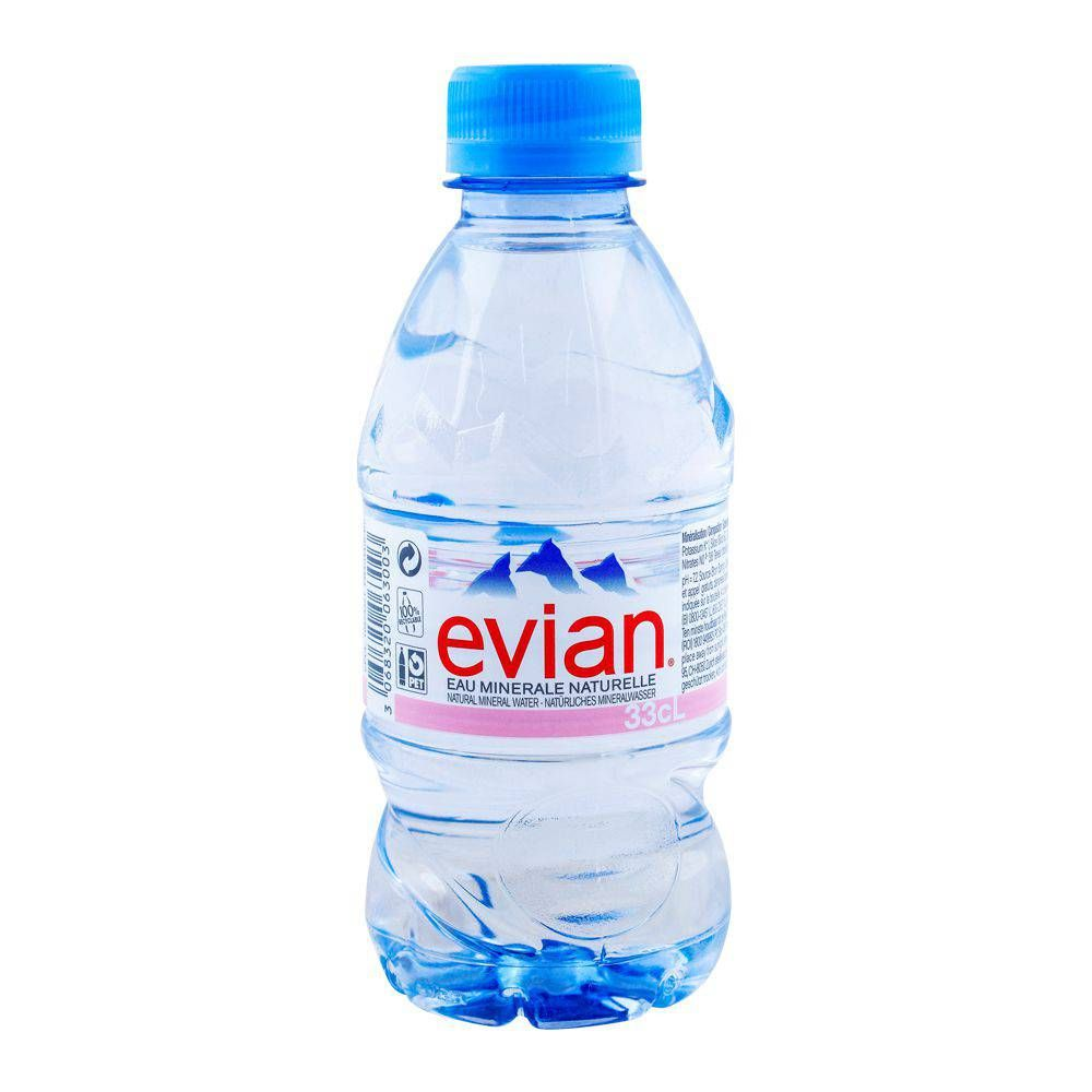 Buy Evian Mineral Water 330ml Online At Best Price In