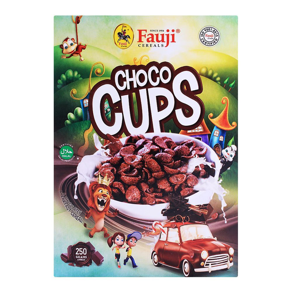 Order Fauji Choco Cups 250gm Online At Best Price In Pakistan Naheed Pk