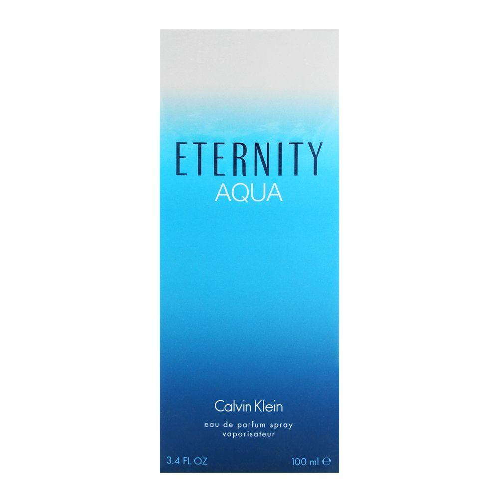 Buy Calvin Klein Eternity Aqua Eau De Parfum 100ml Online At Special