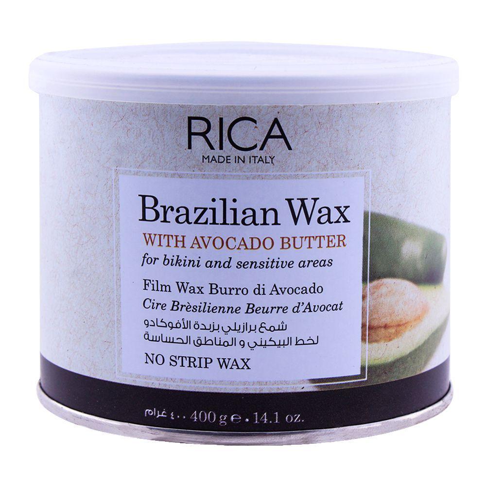 RICA Avocado Butter Brazilian Wax 400ml