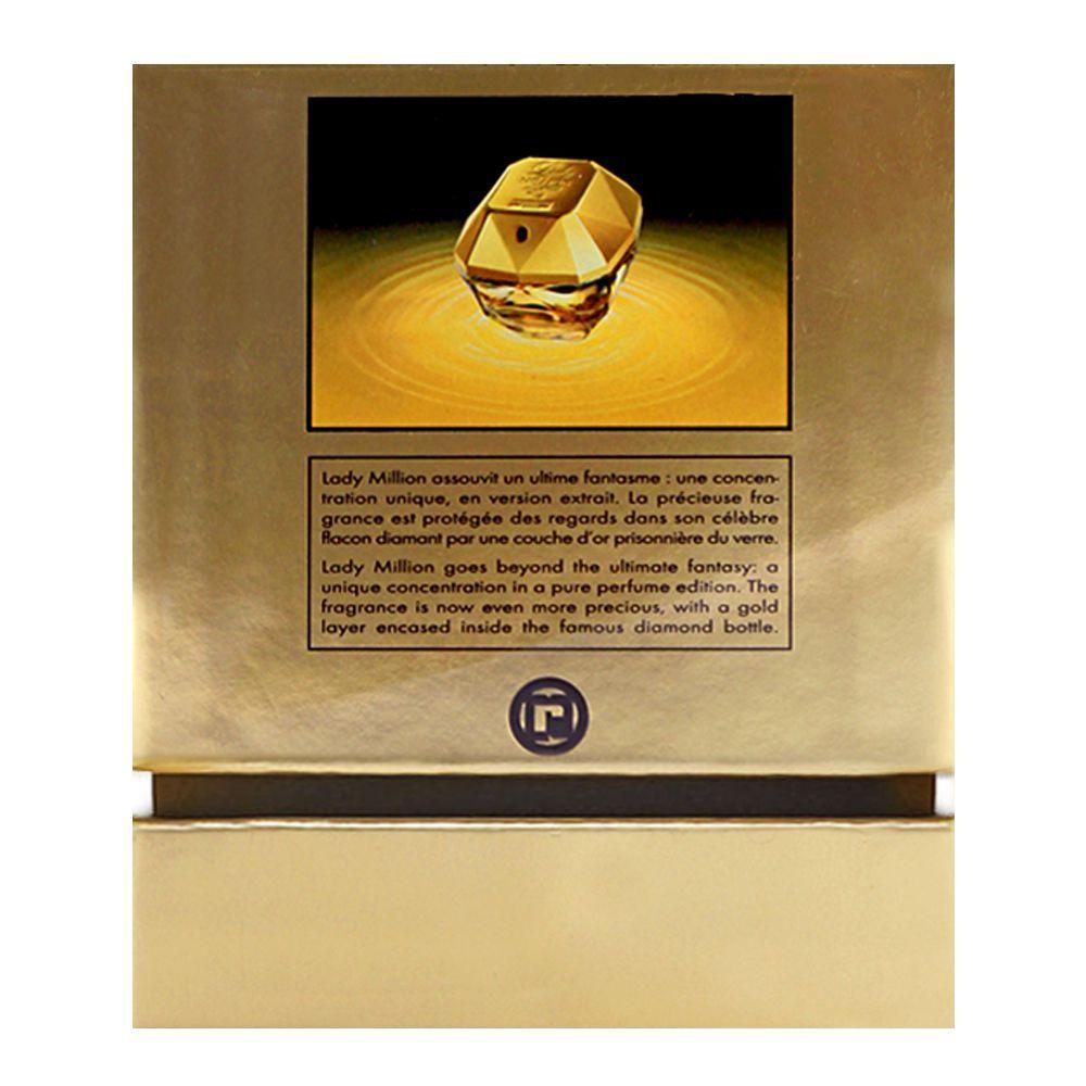 de1fd127c4 Order Paco Rabanne Lady Million Absolutely Gold Eau de Parfum 80ml ...