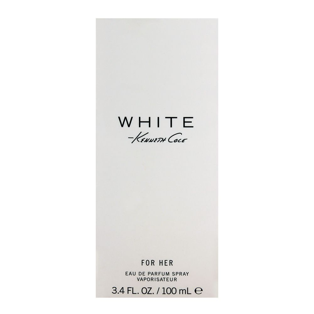 Kenneth Cole White For Her Eau De Parfum