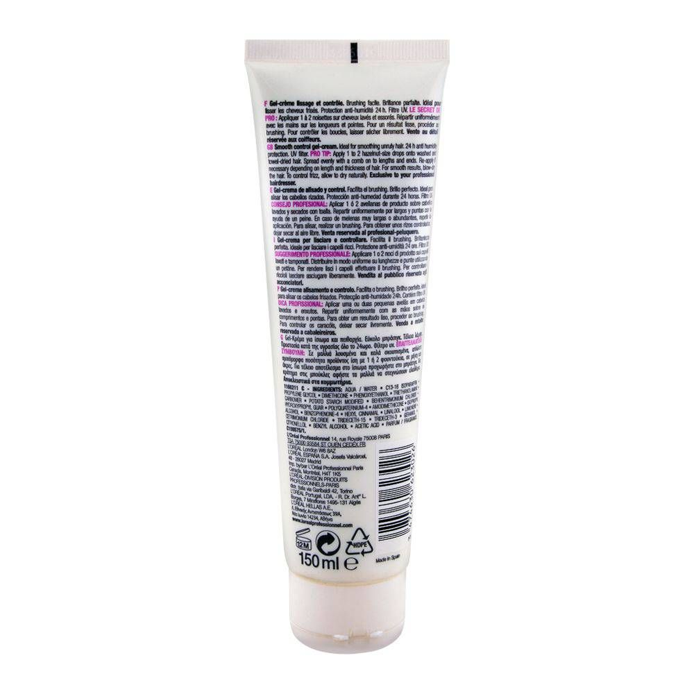 Buy L Oreal Professionnel Tecni Art Liss Control Smooth 2 Gel Cream ... 23b7487c147