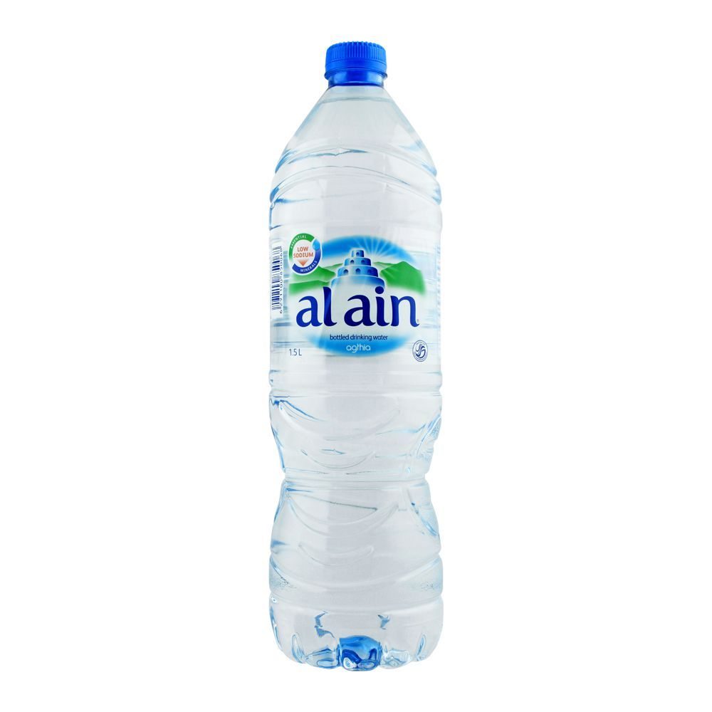 Purchase Al Ain Bottled Drinking Mineral Water 1 5 Liters Online At Best Price In Pakistan Naheed Pk