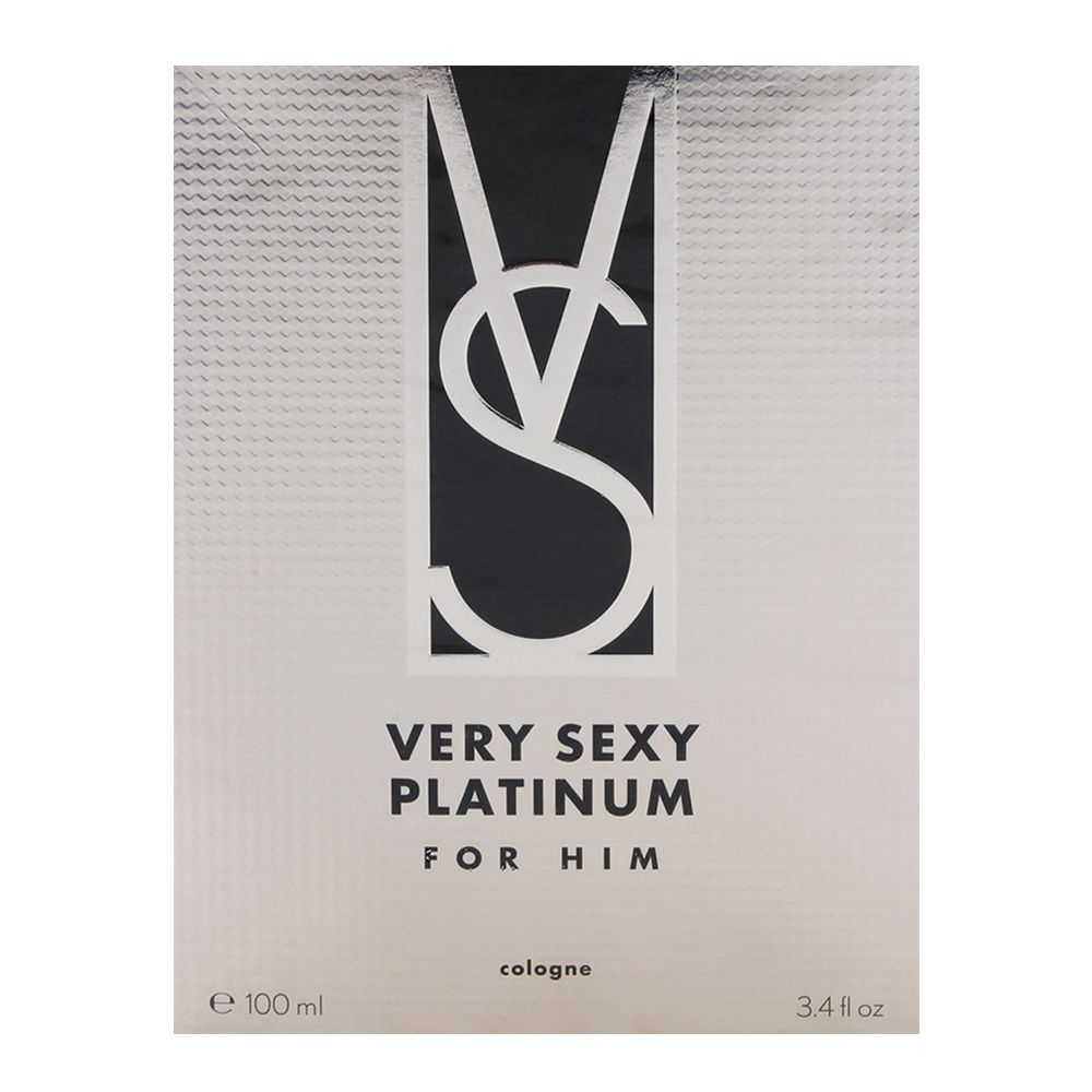51f6bcc1cc2 Order Victoria s Secret Very Sexy Platinum Him Eau de Parfum 100ml ...