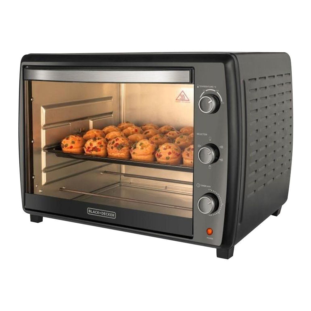 Purchase Black & Decker Toaster Oven, 66 Liter, TR066 Online at Special Price in Pakistan ...