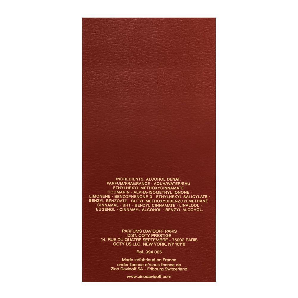 Order Davidoff Amber Blend Eau De Parfum 100ml Online At Best Price