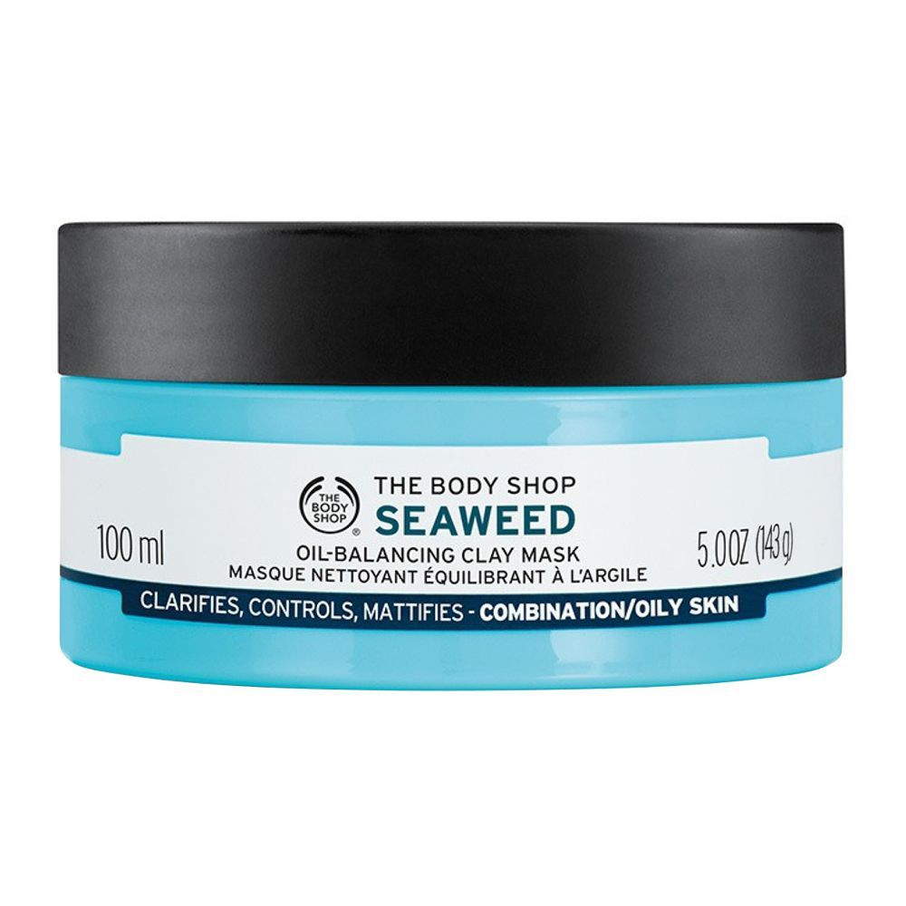 The Body Shop Seaweed Oil Balancing Clay Mask