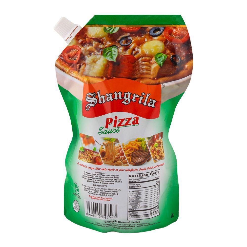 Buy Shangrila Pizza Sauce 500ml Online At Best Price In Pakistan Naheed Pk