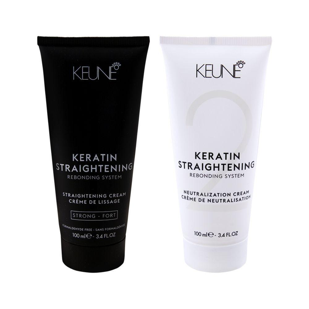 Purchase Keune Keratin Straightening Rebonding System Strong 200ml Online At Best Price In Pakistan Naheed Pk