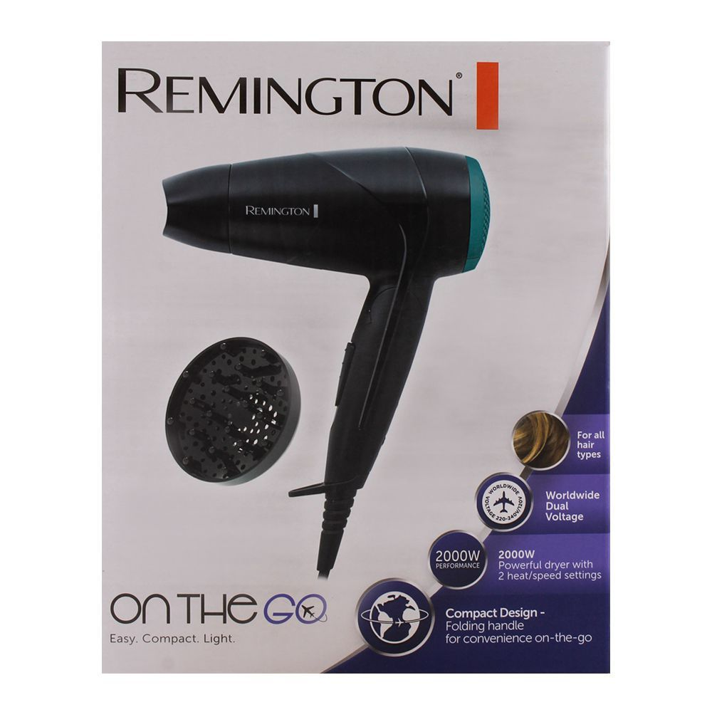 a9a7a097e Order Remington Compact Travel Hair Dryer D1500 Online at Best Price ...