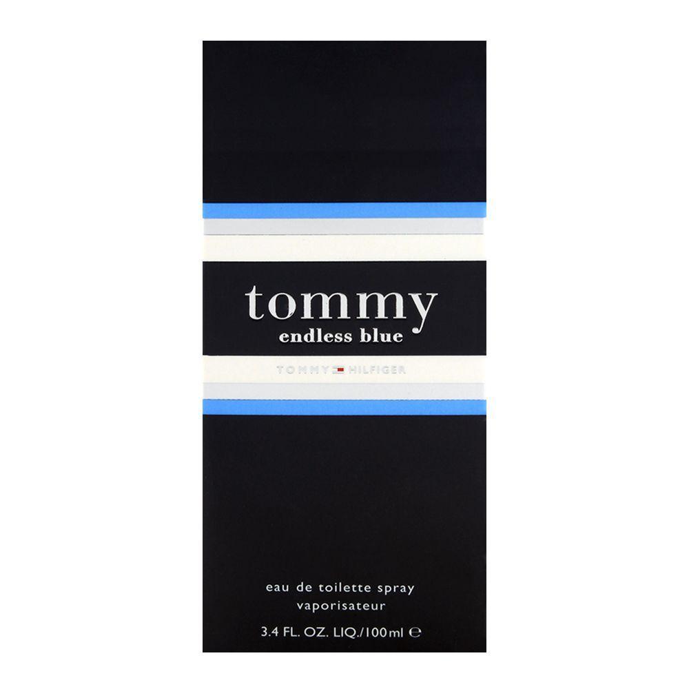 Order Tommy Hilfiger Endless Blue Eau De Toilette 100ml Online At