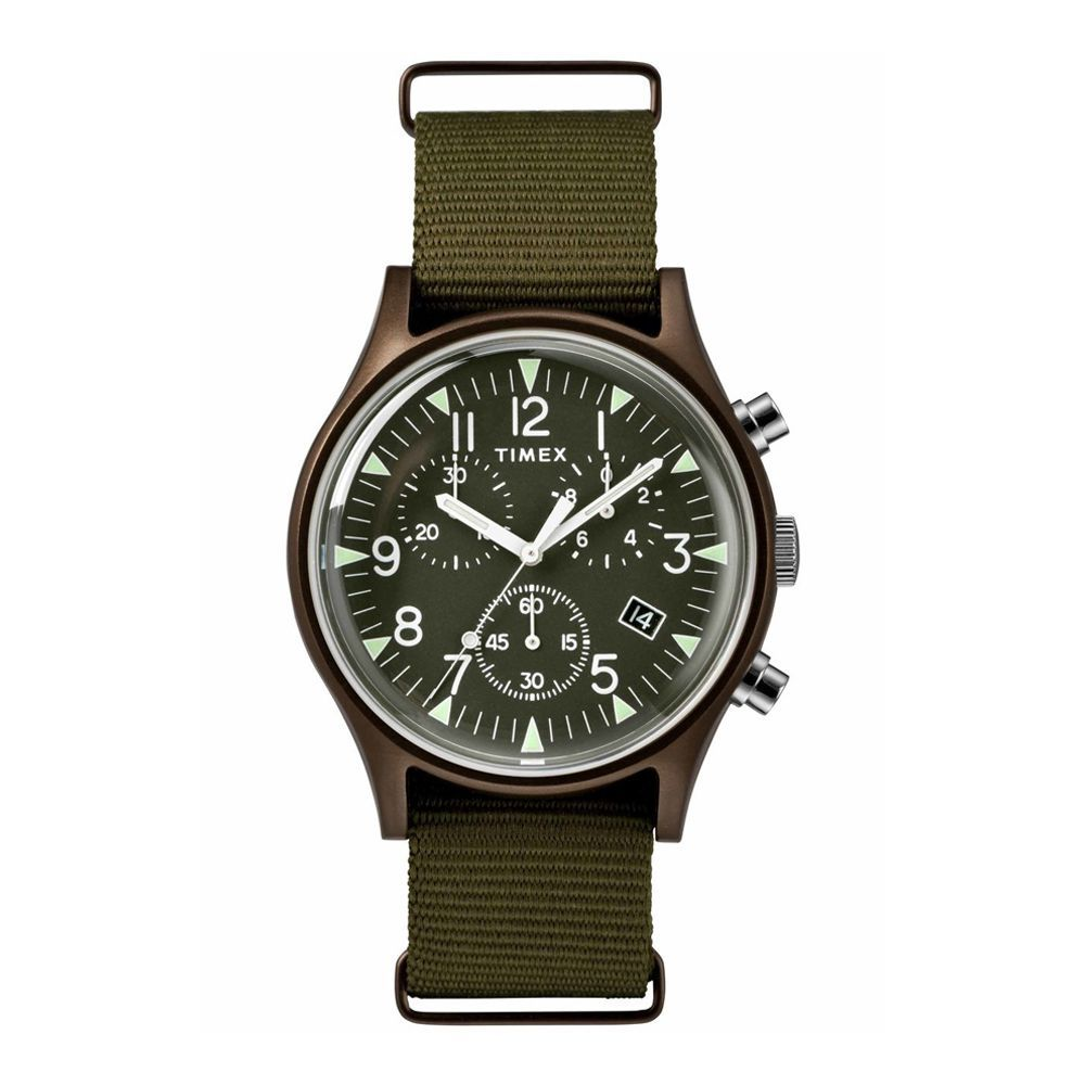 Order Timex Mk1 Analog Green Dial Men S Watch Tw2r67800 Online At