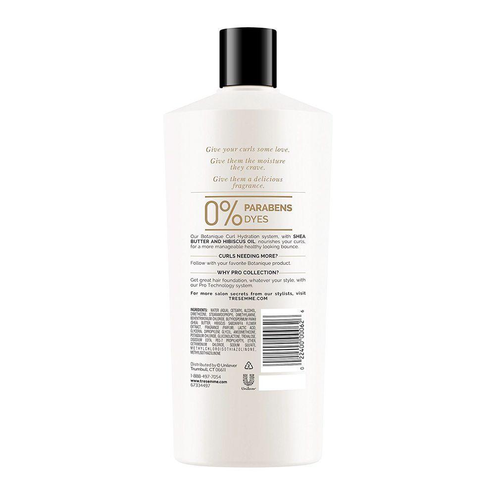 Tresemme Botanique Curl Hydration Conditioner 650ml