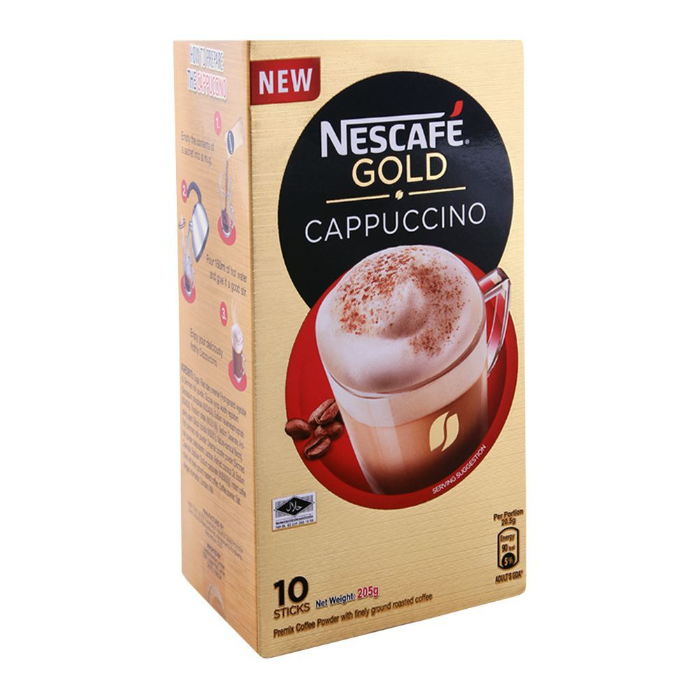 Purchase Nestle Nescafe Gold Cappuccino Coffee (1 Stick ...