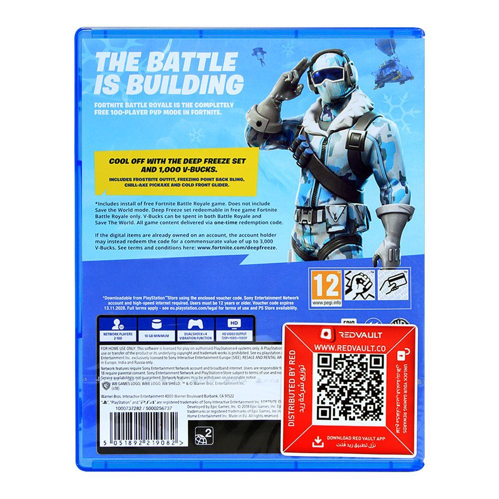 Fortnite deep freeze bundle code | Fortnite Deep Freeze