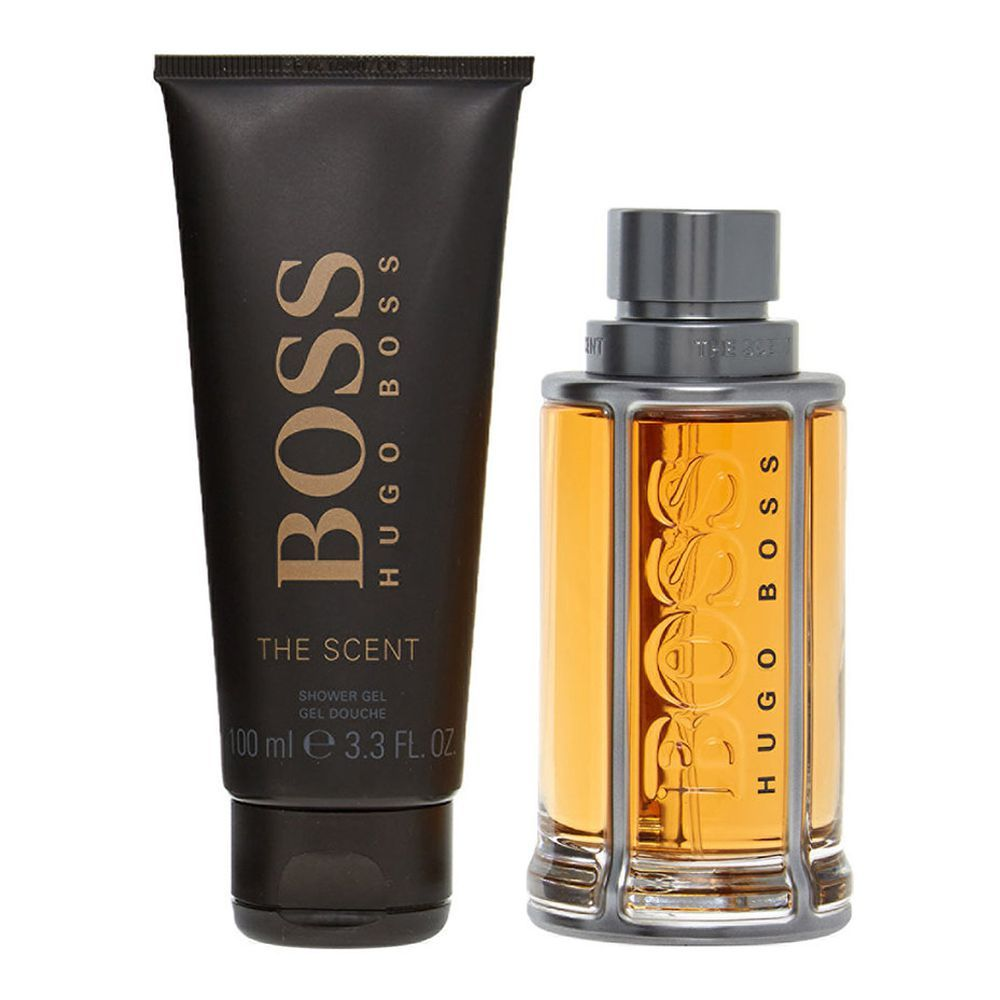 28b97f54de00 Purchase Hugo Boss The Scent Travel Edition Set Edt 100ml + Shower ...