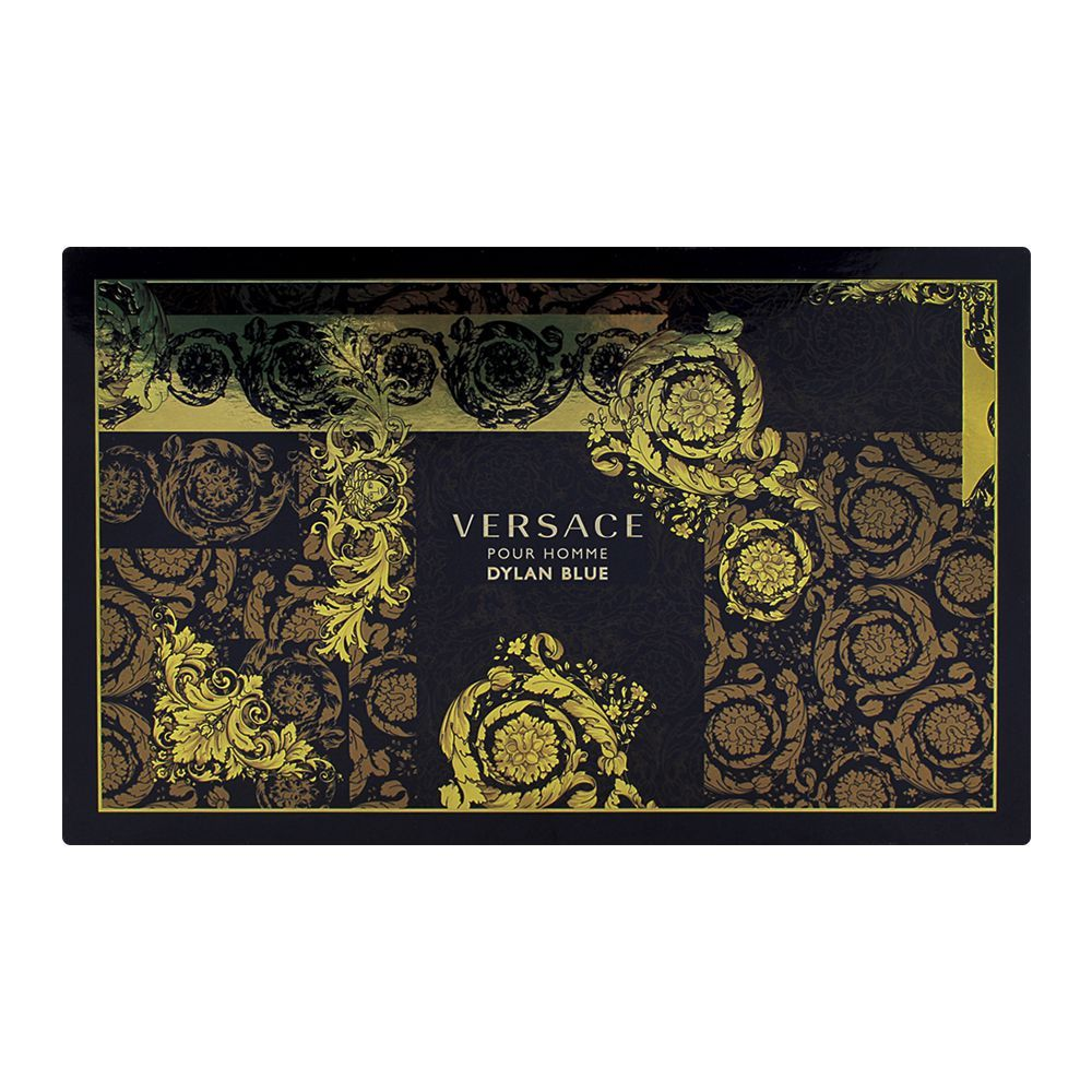 Buy Versace Dylan Blue EDT 100ml + EDT 10ml Online at Best Price in ... a329724bf8