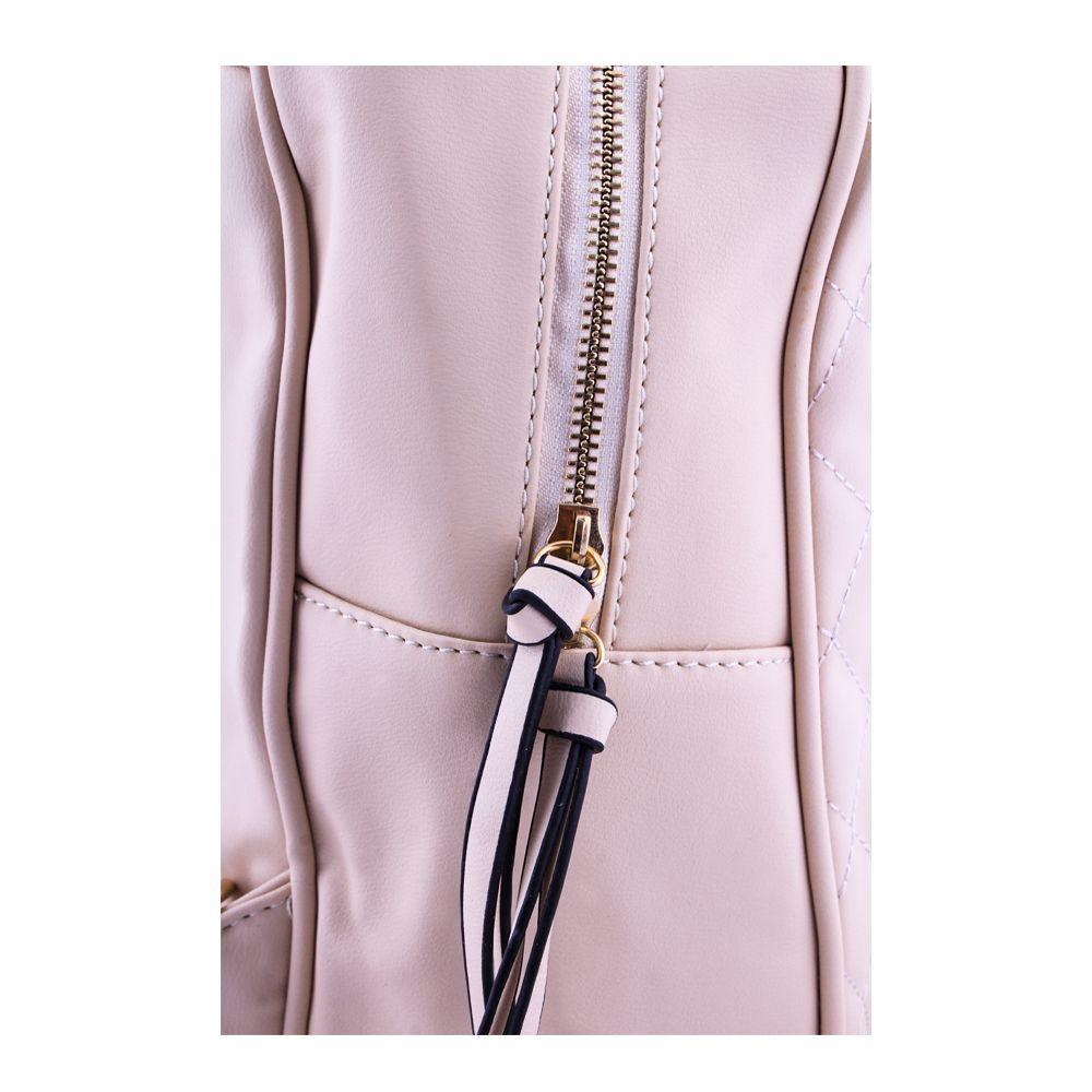 dba4df185c64 Buy Chanel Style Women Backpack Beige - 8804-1 Online at Best Price ...