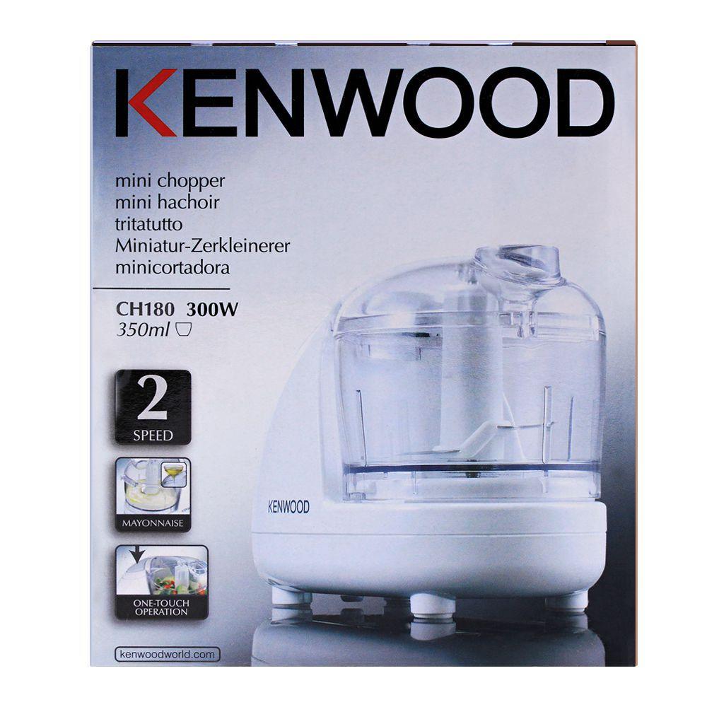 Purchase Kenwood 2 Speed Mini Chopper 350ml 300w Ch180 Online At Best Price In Pakistan Naheed Pk