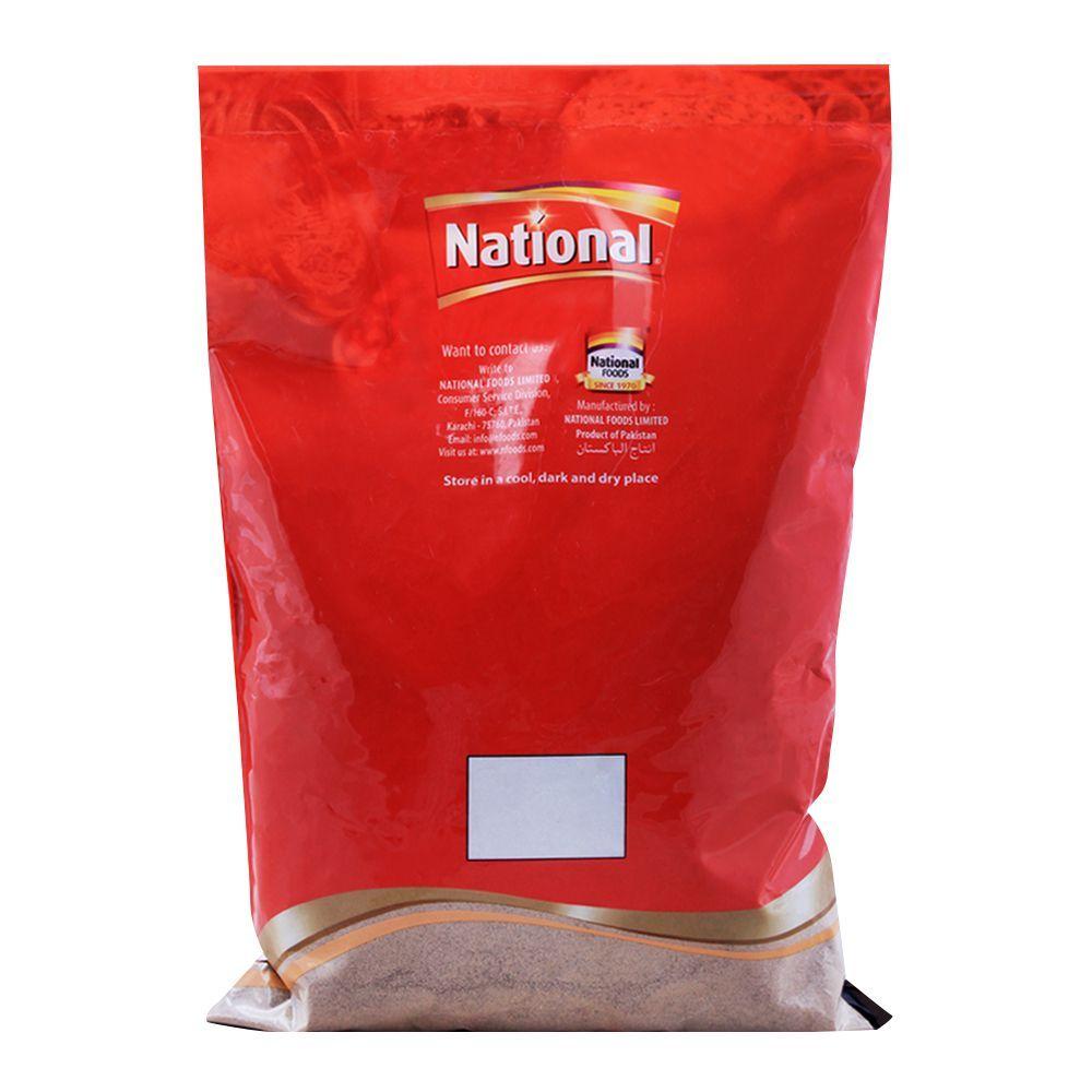 National Black Pepper Powder 1Kg Bag