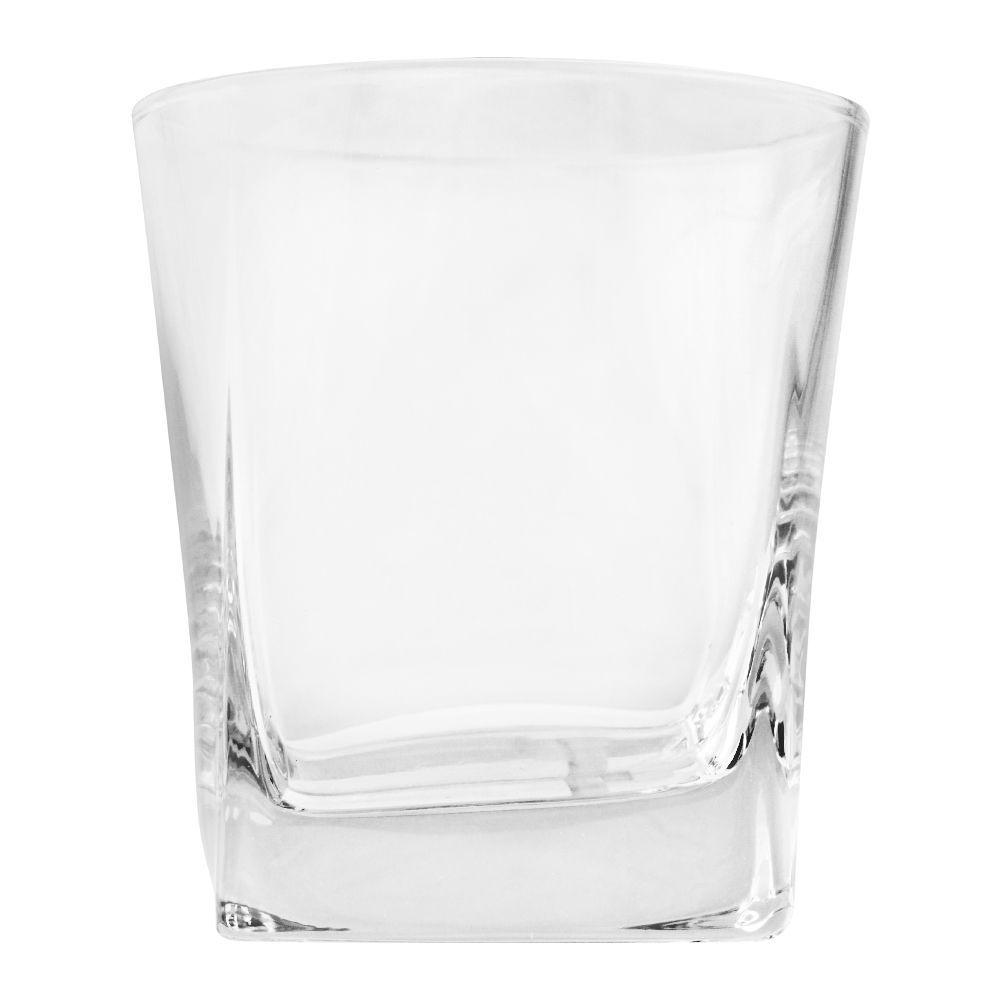 Buy Pasabahce Carre Tumbler Glass Set, 6 Pieces, 41290 ...