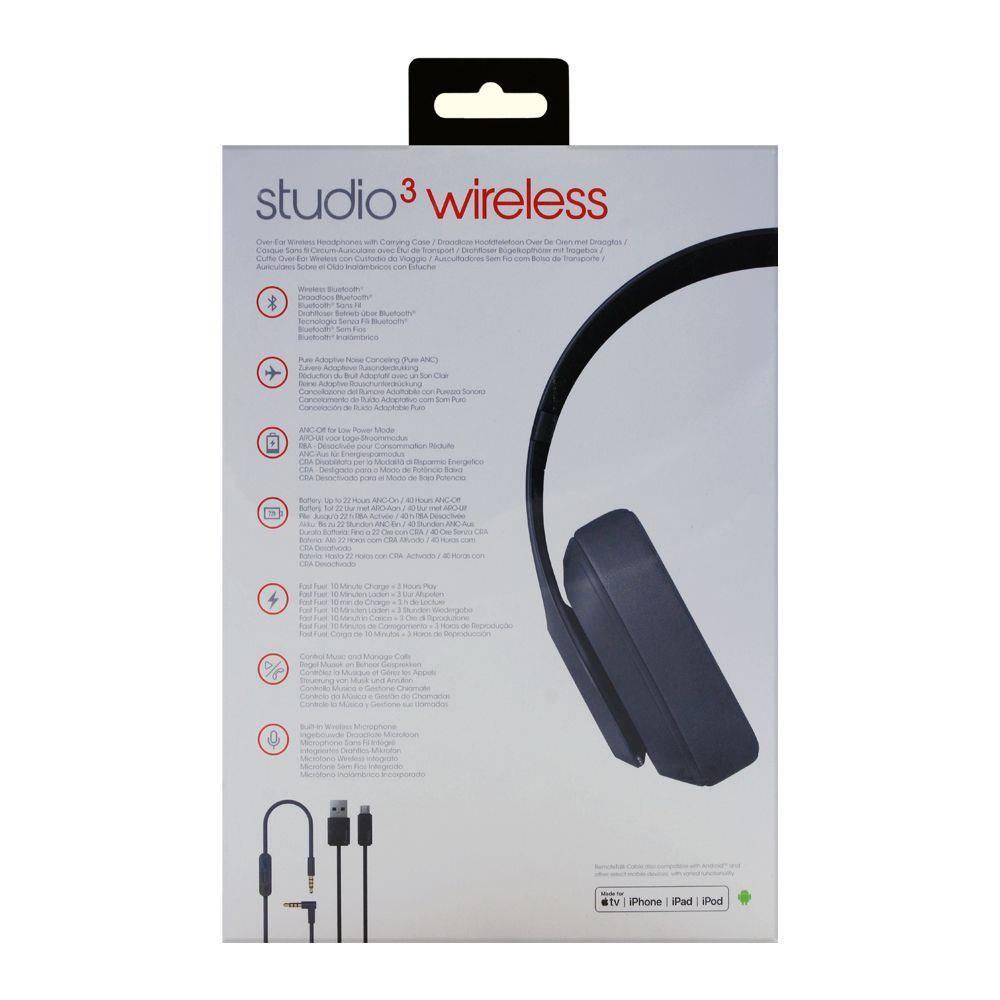 Buy Beats Studio 3 Wireless Noise Canceling Headphones Gray Online At Best Price In Pakistan Naheed Pk